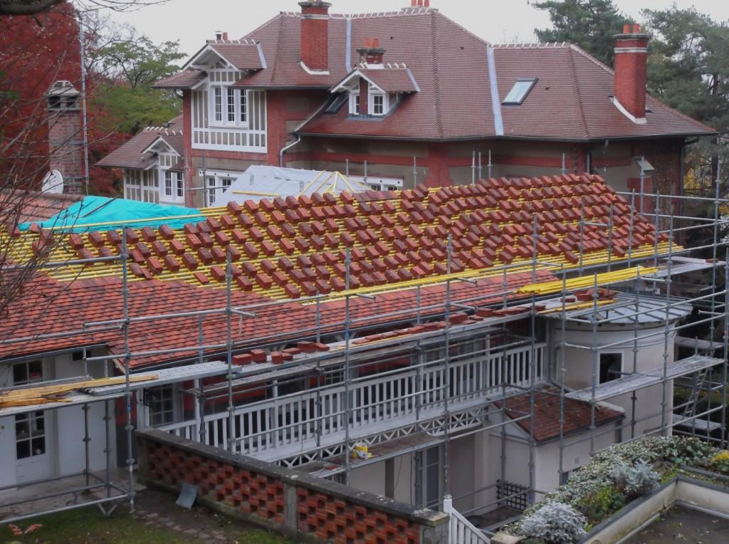 couvreur yvelines 77 - artisan couvreur callewaert